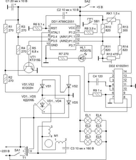 Схема инкубатора своими руками на микроконтроллере